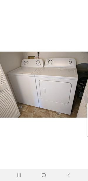 Washer and dryer for Sale in Santa Fe, TN