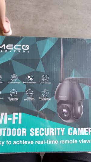 MECO Security Camera for Sale in Atlanta, GA