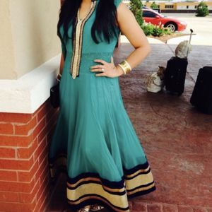 Anarkali, Indian Gown, Net Dress, Wedding Dress for Sale in Chicago, IL