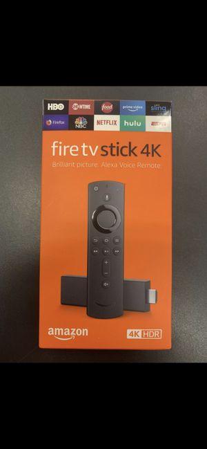 Amazon Fire Tv Stick 4K for Sale in Joliet, IL