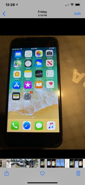 iPhone 6 32 gig Tracfone straight talk family talk for Sale in Pittsburgh, PA