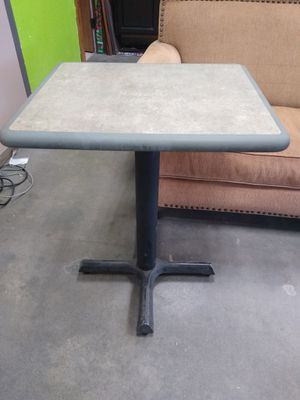 Cute little RV kitchen table or cafe table fits up to two people small size for Sale in Boise, ID