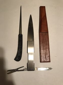 Vintage Stainless Steel Letter Openers Made in Japan Combo for Sale in San Angelo,  TX