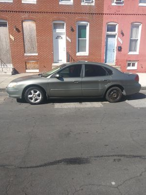 2003 ford Taurus for Sale in Baltimore, MD