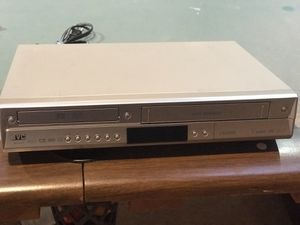 JVC, DVD and VHS player for Sale in University Place, WA