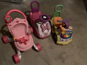 Kids toys- negotiable $1-5 each for Sale in Saint Paul, MN