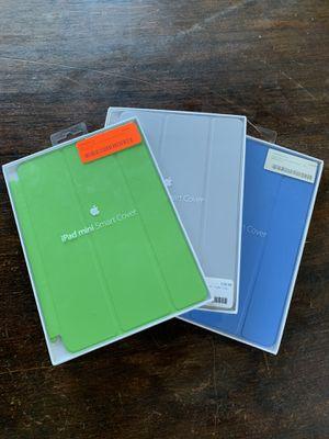 Apple iPad mini Smart Cover (3 included) for Sale in Danville, CA