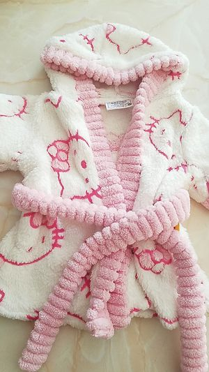 Build.A.Bear Worshop Hello Kitty Robe for Sale in Los Angeles, CA