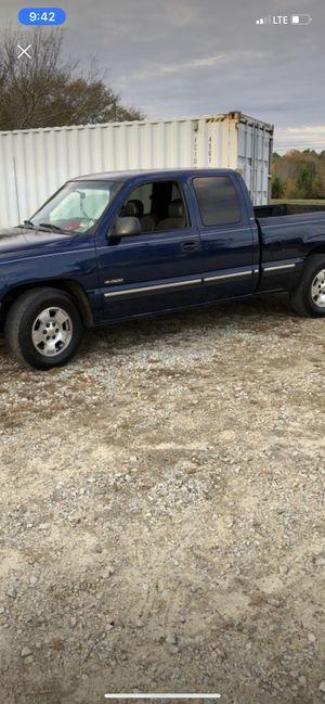 2001 Chevy Silverado for Sale in Douglasville, GA