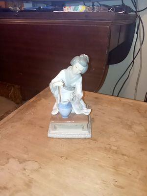 Vintage lladro porcelain figurine as found for Sale in Phoenix, AZ