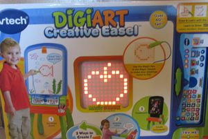"VTECH ""DIGIART CREATIVE EASEL"" OVER 40"" TALL BY VTECH (NIB) for Sale in Oak Forest, IL"
