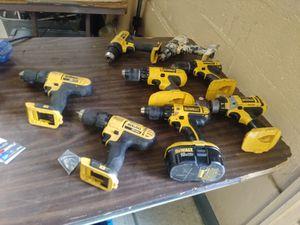 Dewalt Drills Only...18v....($20 Each!!!) for Sale in Norfolk, VA