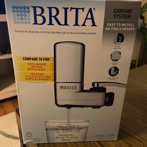 Brand New Brita Chrome System for Sale in Fremont, CA