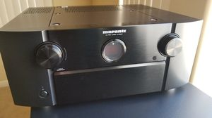 Marantz AV7705 11.2 Channel AV Audio Component Pre-Amplifier | IMAX Enhanced, Auro-3D & Dolby Surround Sound | Music Streaming via Wi-Fi, Bluetooth, for Sale in Seal Beach, CA
