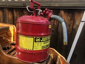 5 gal gas tank for Sale in Ceres, CA