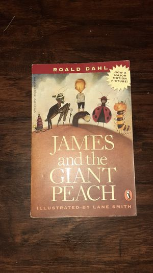 JAMES and the GIANT PEACH for Sale in Ithaca, NY