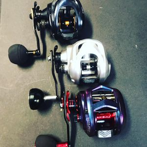 Baitcaster fishing reel brand new for Sale in Cypress, CA