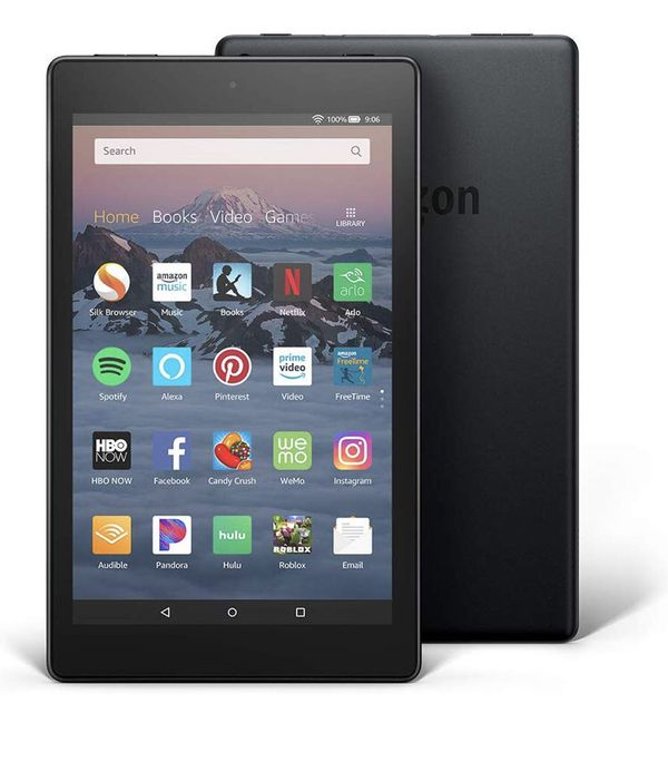 Amazon Fire HD 8 Tablet Black