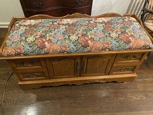 Cedar lined chest for Sale in Millstone, NJ