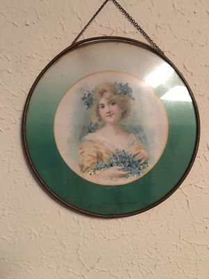 Antique glass paintings for Sale in Rockville, MD
