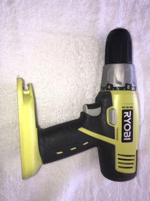 RYOBI 18-Volt ONE+ Lithium-Ion Cordless 1/2 in. Drill/Driver for Sale in Palmdale, CA