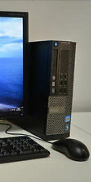 Dell optiplex 390 desktop for Sale in Santa Fe, NM