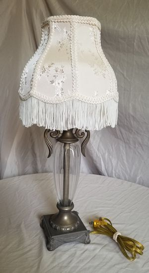 Embroidered night lamp for Sale in Grand Prairie, TX