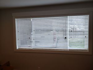 Brand new faux wood blinds for Sale in Renton, WA