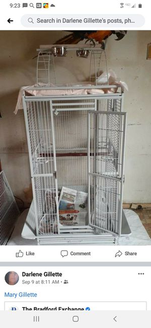 Bird cage 170$ for Sale in Patton, PA