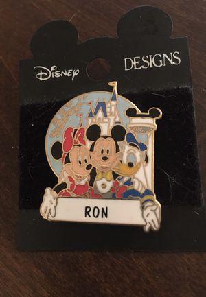 Disney 'Ron' Pin for Sale in Aurora, IL
