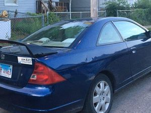 Honda civic 2002 for Sale in Columbus, OH