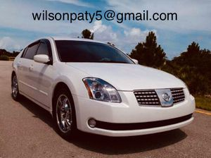 Excellent Nissan Maxima 2004 for Sale in Laredo, TX