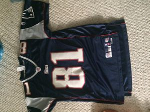 Patriots jersey Moss 81 for Sale in New Brighton, PA
