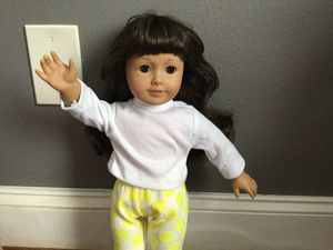 American Girl Samatha and Bitty Baby and tons of clothes (all sold together) for Sale in Houston, TX