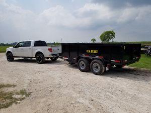 Dump trailer rent for Sale in Houston, TX