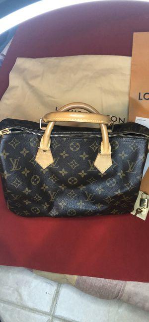 Louis Vuitton speedy 30 for Sale in Sterling, VA
