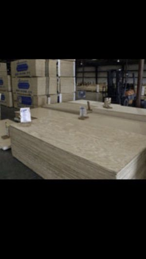 OSB Plywood for Sale in Sumner, WA
