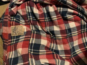 True Religion Jacket/Flannel for Sale in Woodland, CA
