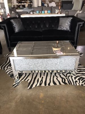 Glamorous Mirror Coffee Table ‼️Black Friday Sale‼️ for Sale in Dallas, TX