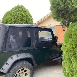 2000 Jeep Wrangler 2.5 5 Sped for Sale in Tampa, FL