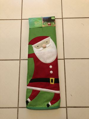 "SANTA TREE SKIRT 48"" ~ UNOPENED for Sale in Brandon, FL"