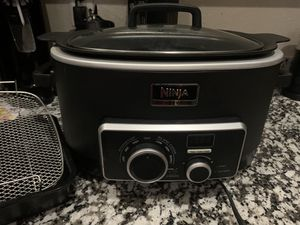 Ninja 3 in 1 cooking system for Sale in Orlando, FL