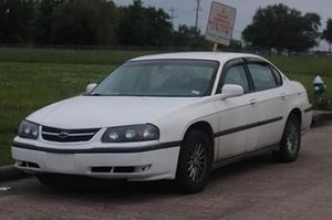 04 Chevy Impala $1,000 for Sale in Houston, TX