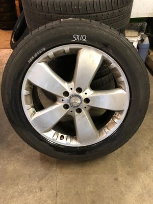 19inch Mercedes rims !! for Sale in Everett, WA