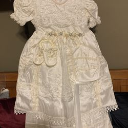 Baptism Dress for Sale in Fontana,  CA