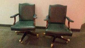 5 Office Chairs excellent condition $100.00 for Sale in Pawtucket, RI