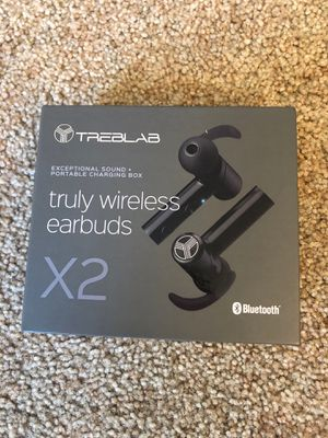 Treblab Bluetooth earbuds for Sale in Chelsea, MA