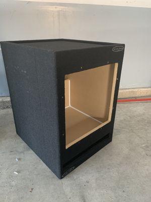 "Box for Kicker L7 15"" Speaker like new!! for Sale in Fresno, CA"