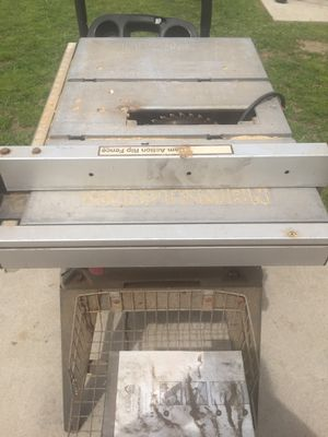 Craftsman table saw w/Stand for Sale in Norwalk, CA