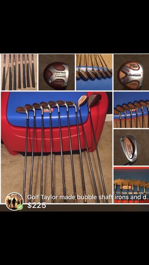 Awesome golf club set for Sale in Stratford, CT
